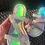 Thumbnail: Holographic rhinestone sandals 💎