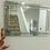 Thumbnail: 60 x 40cm Crystal crushed wall mirror