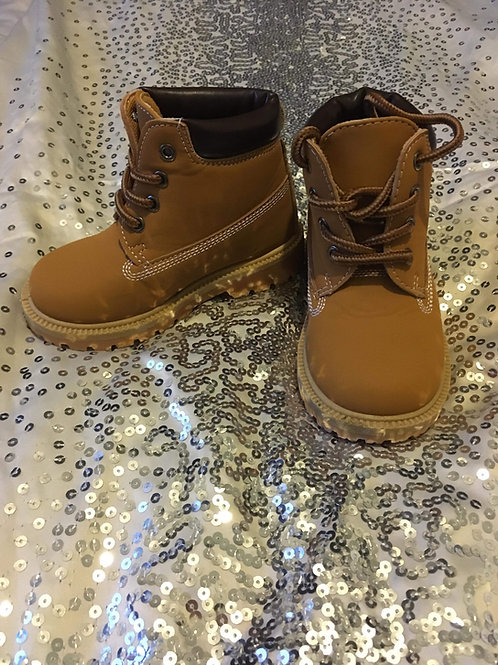 Infant/junior Boys Tim Style Boots