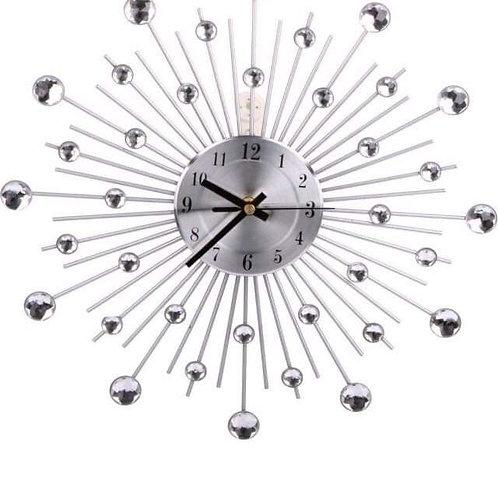 Crystal jewel 💎 Clock