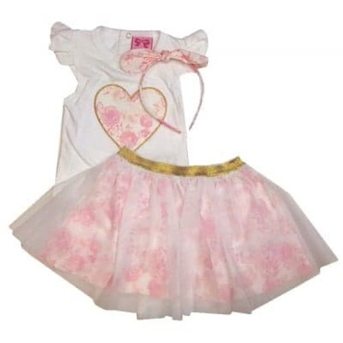 Mini Moi baby girls Set includes headband 💖