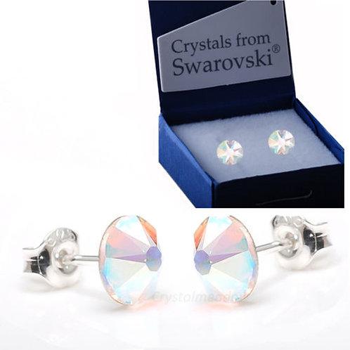Swarvoski Crystal earings