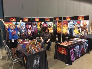 Lilac City Comicon 2018