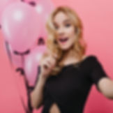 Selfie with Balloons