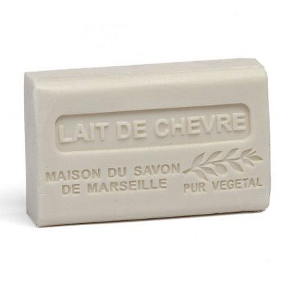 SAVON LAIT DE CHEVRE Au beurre de KARITE Bio 125 GR
