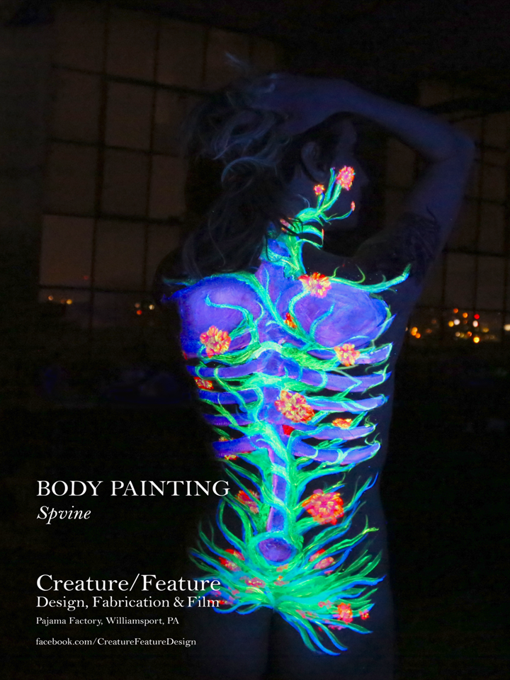 UV Body Paint - Spvine