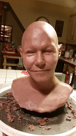Clay sculpt