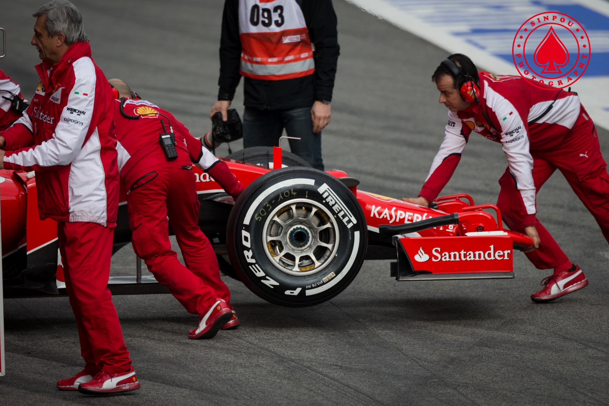 Kimi Raikkonen - Scuderia Ferrari
