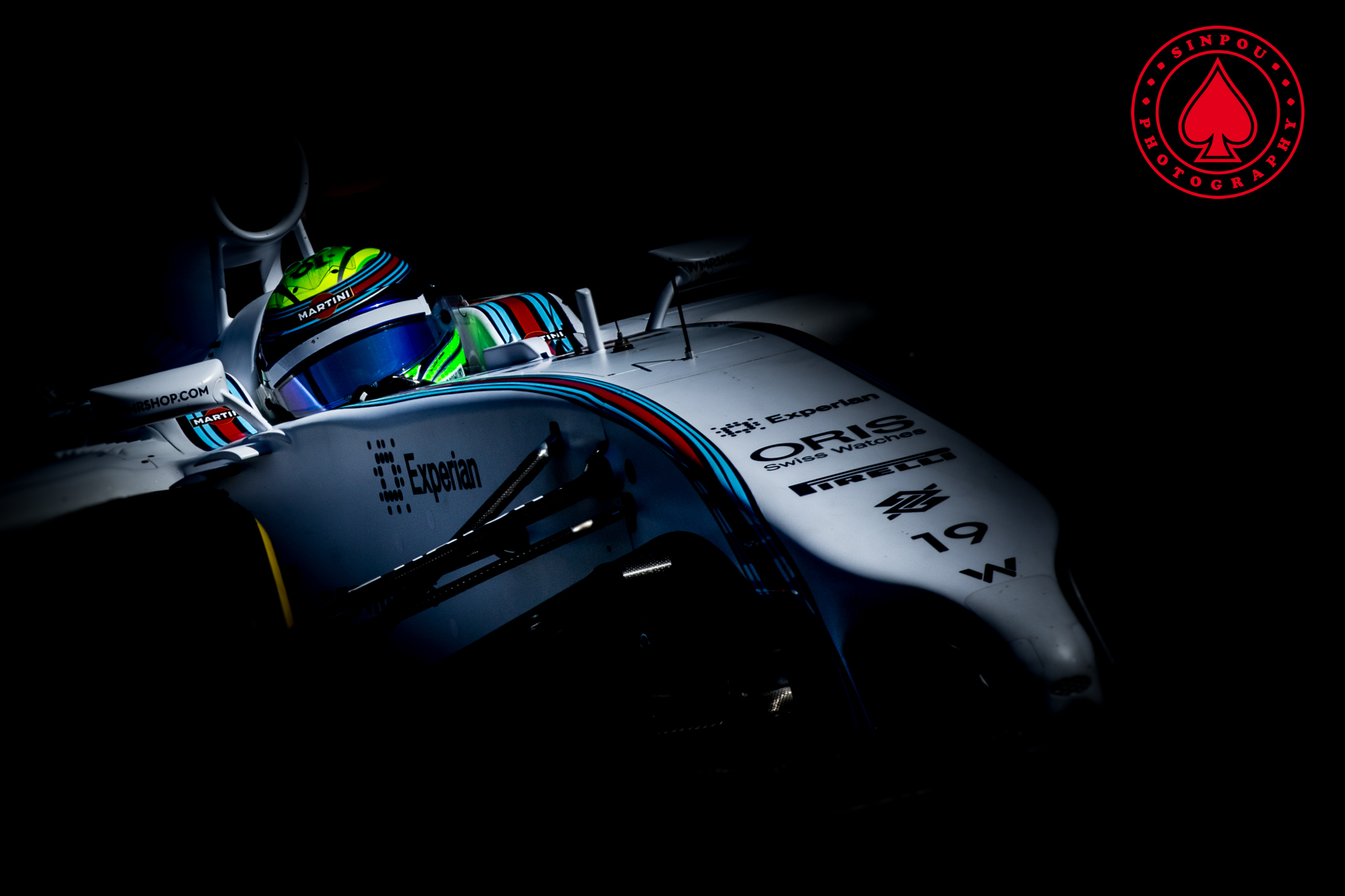 Felipe Massa - Williams Martini