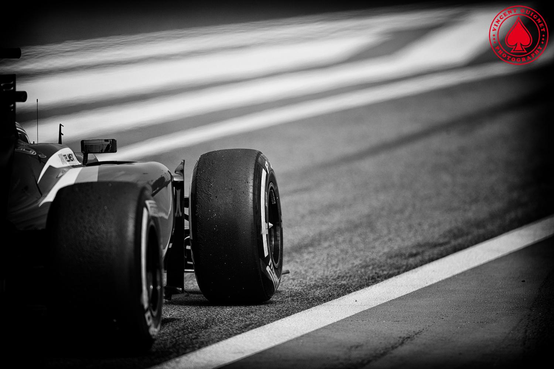 Adrian Sutil - Sauber