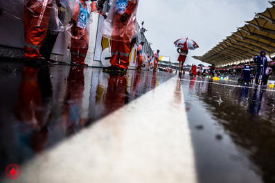 Rain on the grid