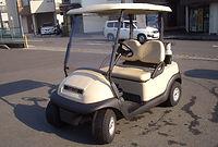 レンタル カート 電動 二人乗り ゴルフ フェアウェイ乗り入れ