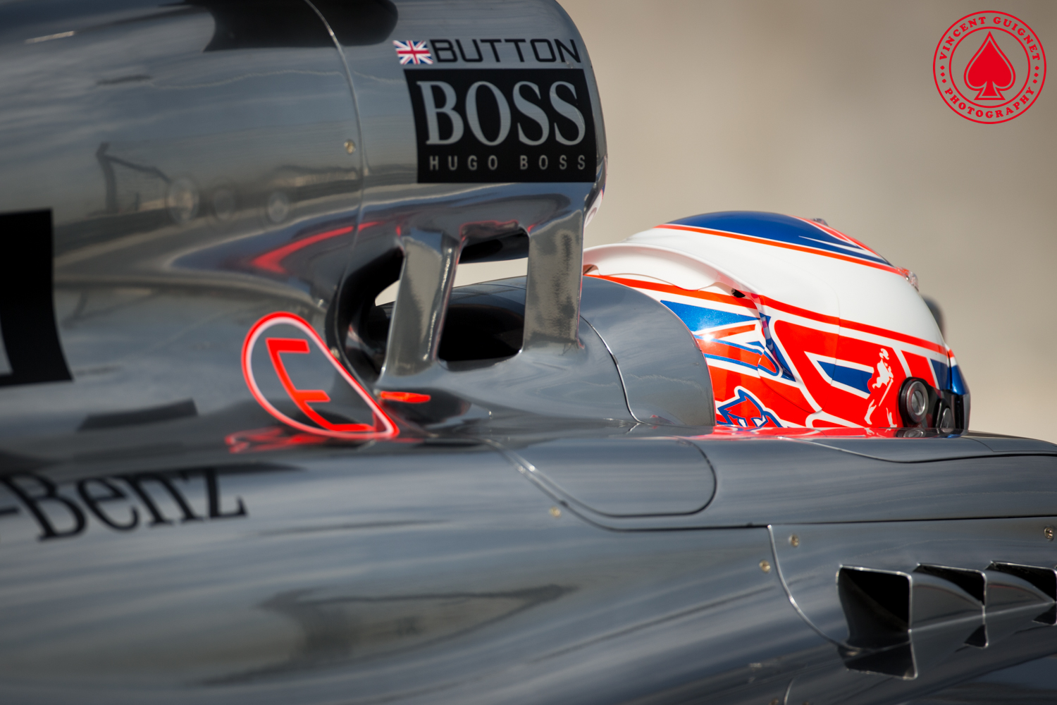 Jenson Button - McLaren