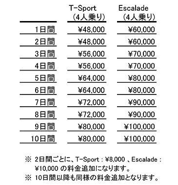 レンタルカート 電動 カスタム イベント 撮影 ディスプレイ 移動 送迎 運搬 料金