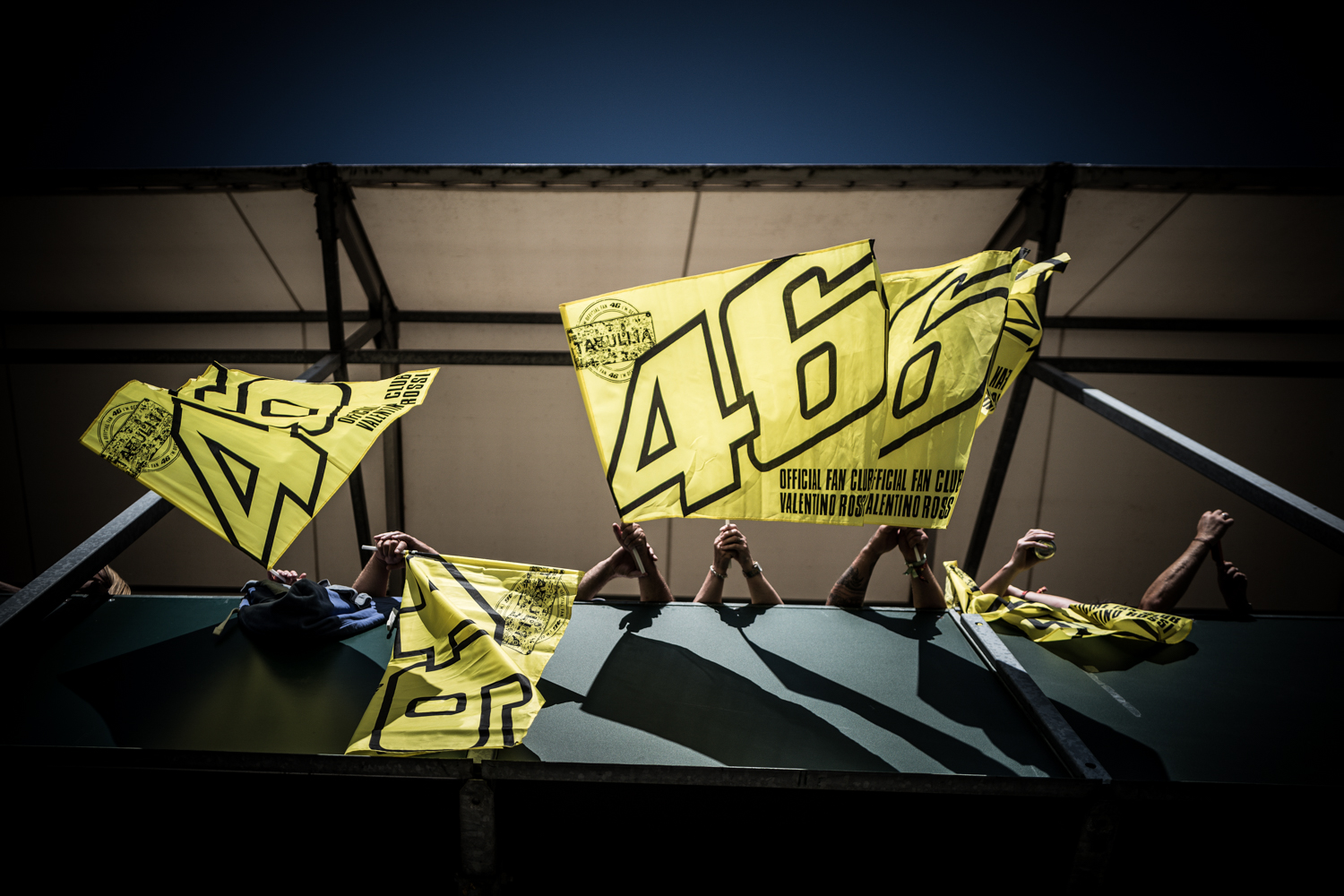 FANS OF VALENTINO ROSSI #46