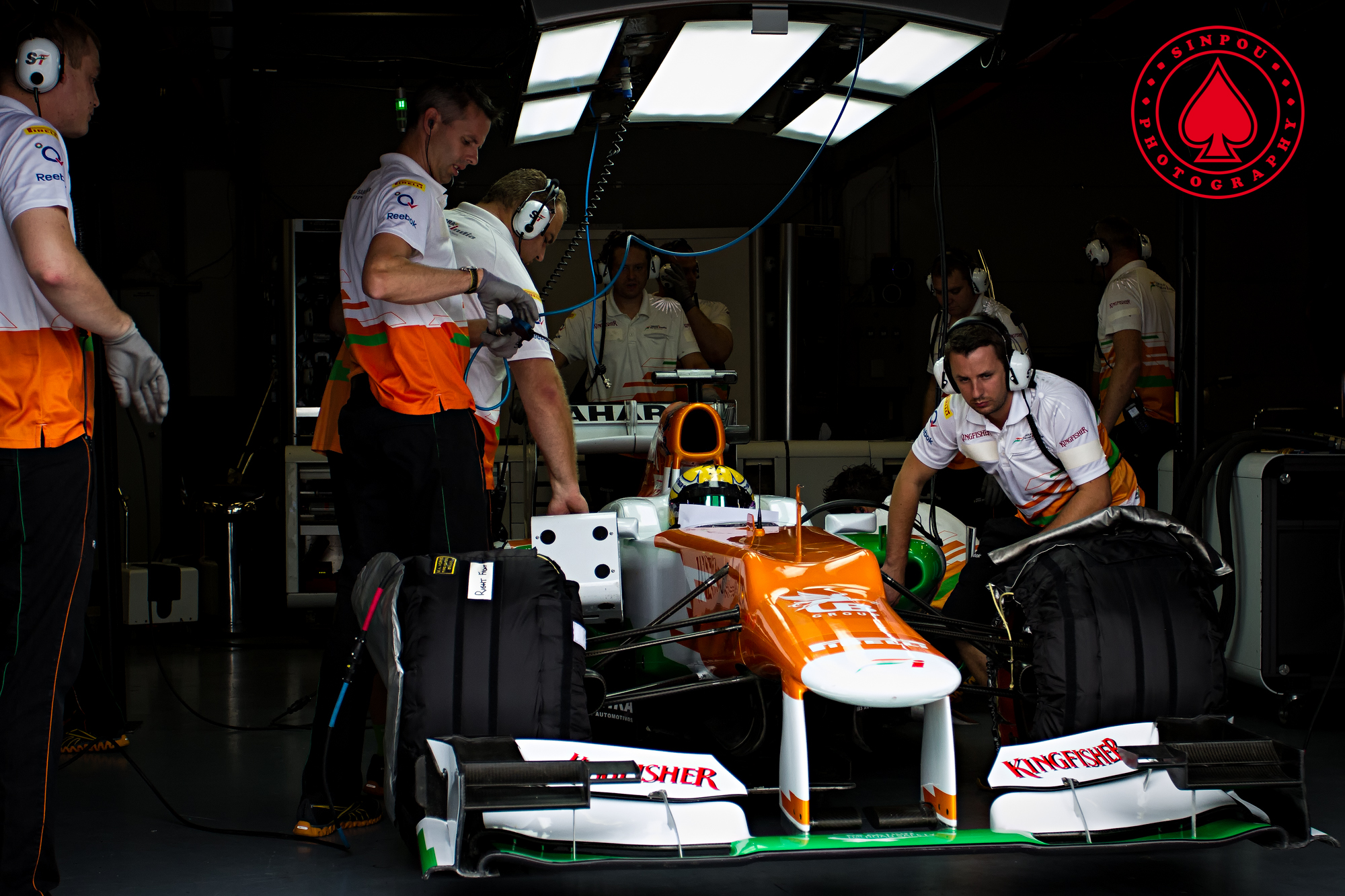 Luiz Razia - Sahara Force India