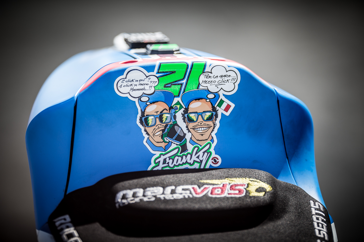 FRANCO MORBIDELLI #21