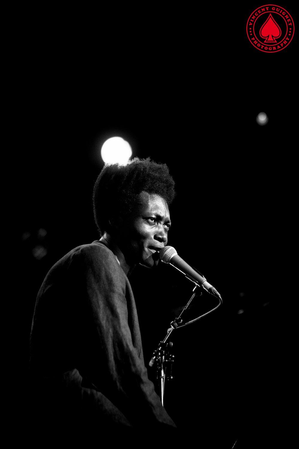 Benjamin Clementine - Les Arches