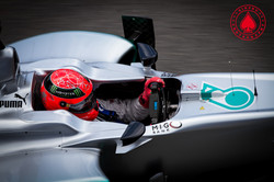 Michael Schumacher - Mercedes