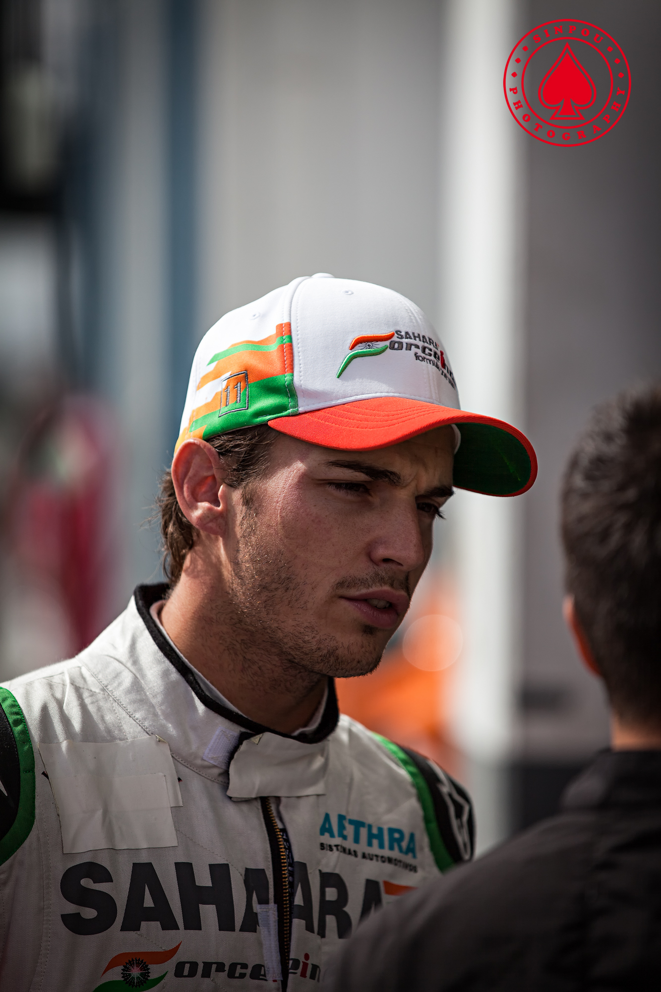 Jules Bianchi - Sahara Force India