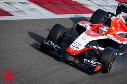 Jules Bianchi - Marussia