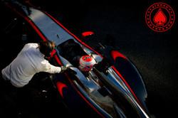 Jenson Button - McLaren Honda