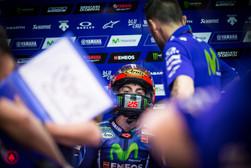 25MAVERICK VINALES - SPANISH - MOVISTAR YAMAHA MotoGP - YAMAHA