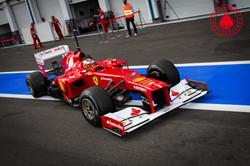Jules Bianchi - Scuderia Ferrari