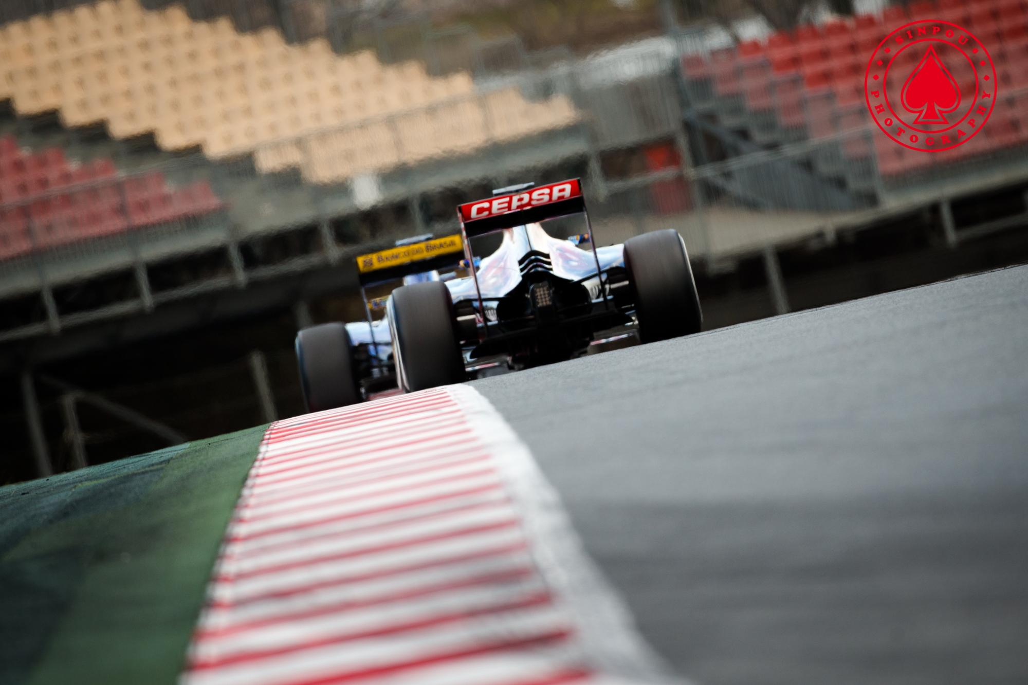 Carlos Sainz jr - Toro Rosso