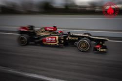 Kimi Raikkonen - Lotus F1 Team