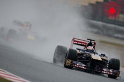 Jean-Éric Vergne - Toro Rosso