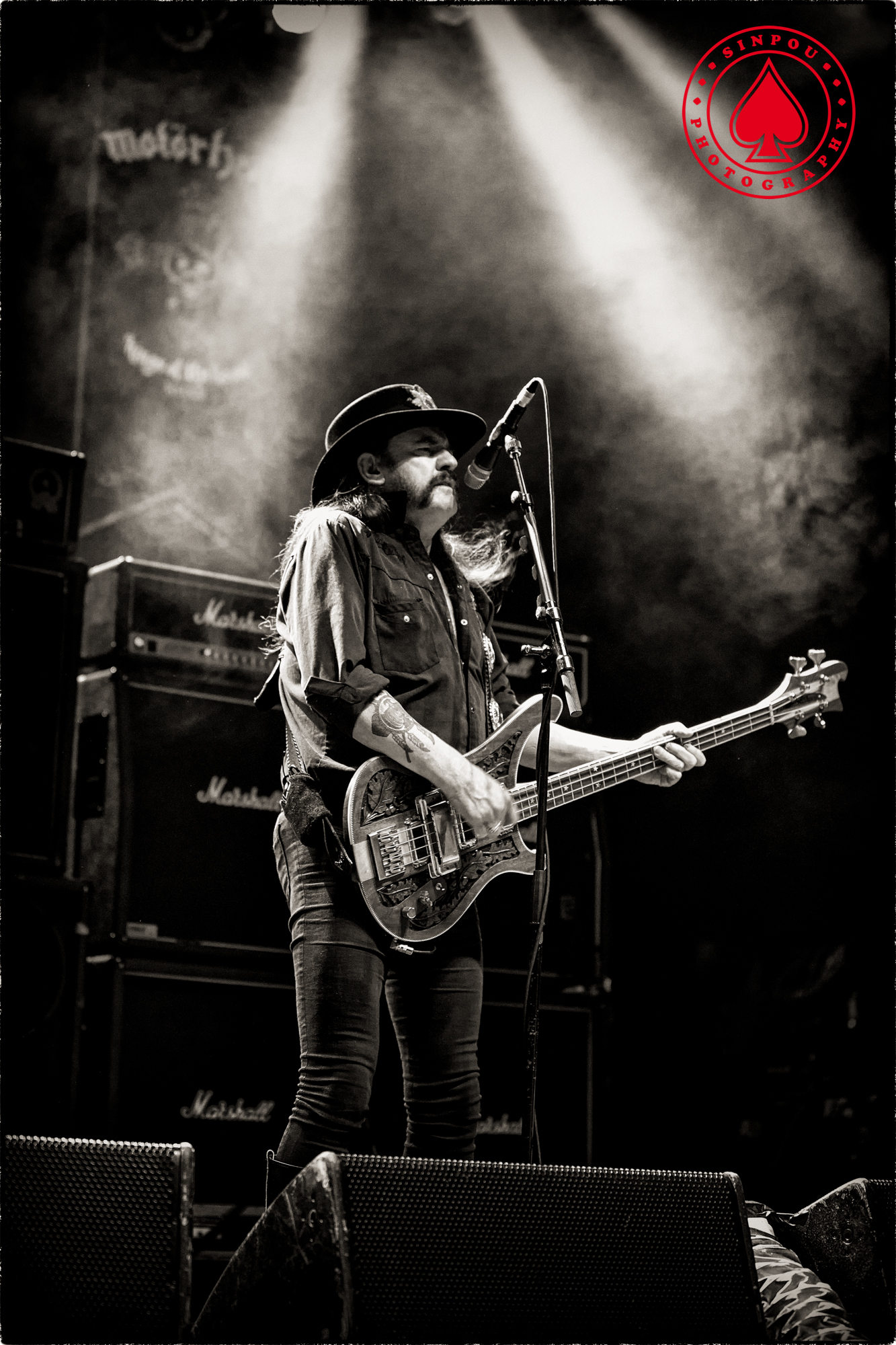 Lemmy Kilmister - Motörhead