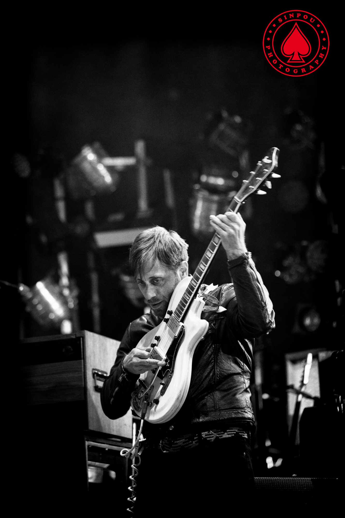 The Black Keys - Dan Auerbach