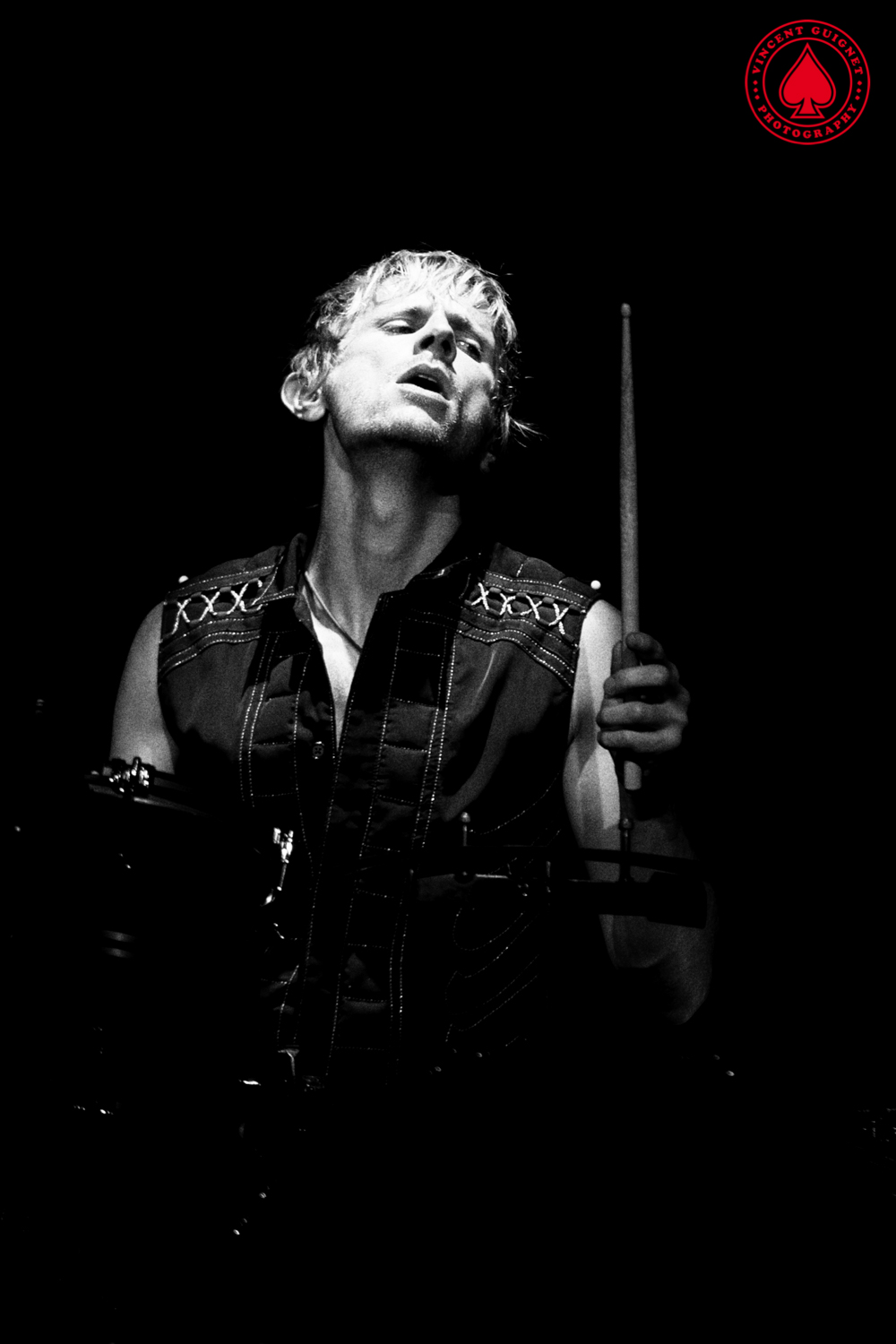 MUSE - Dominic Howard