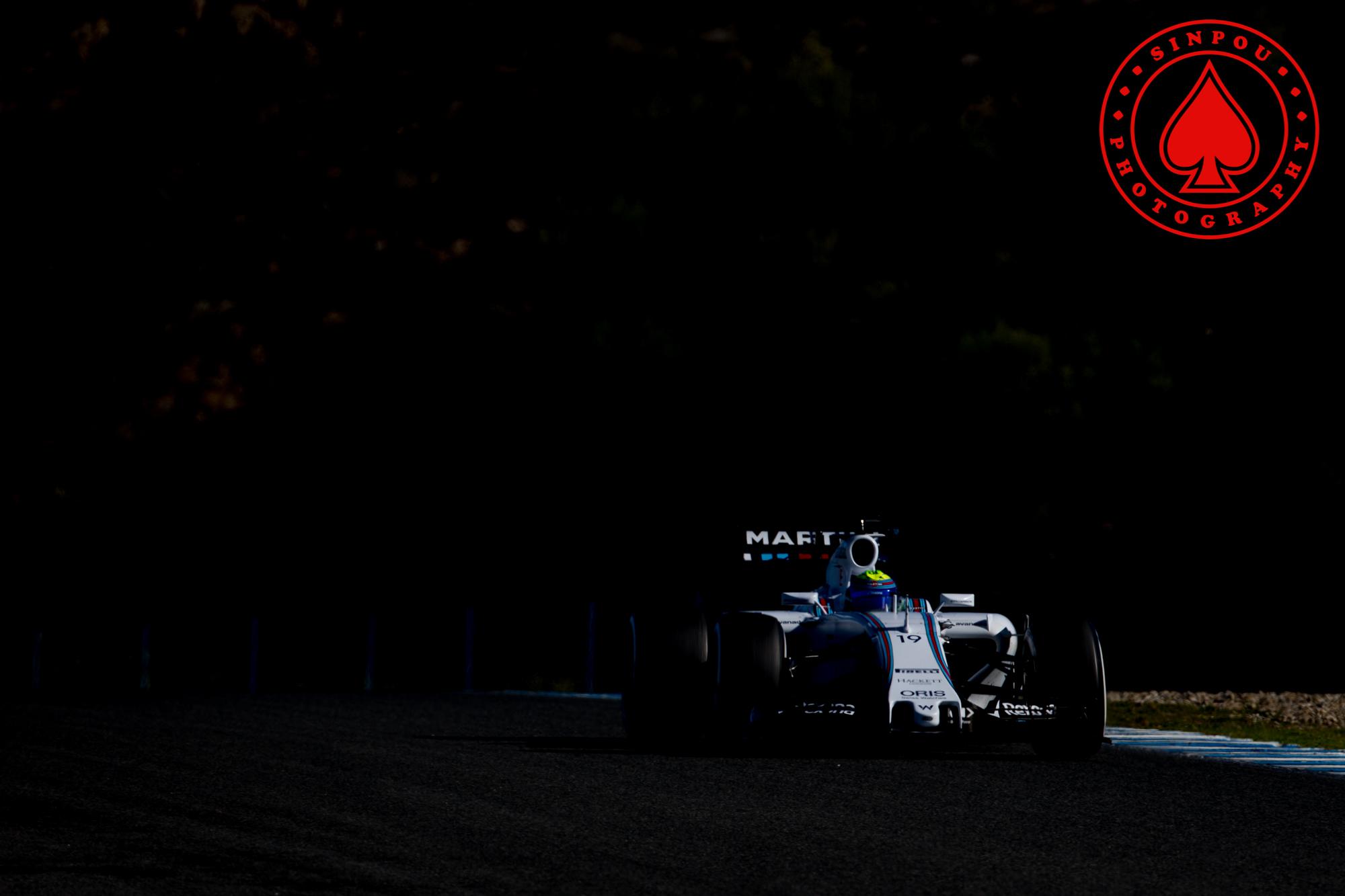 Felipe Massa - Williams Martini