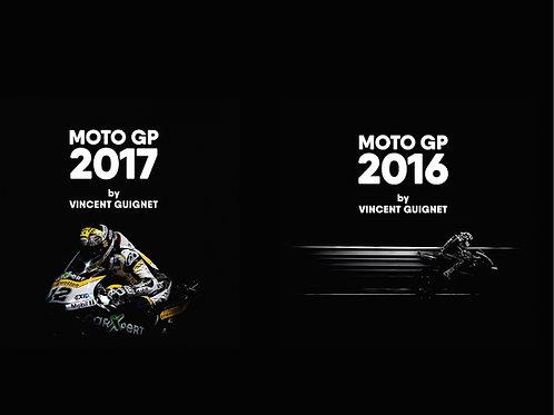 Pack MOTO GP 2016 & 2017 by Vincent Guignet