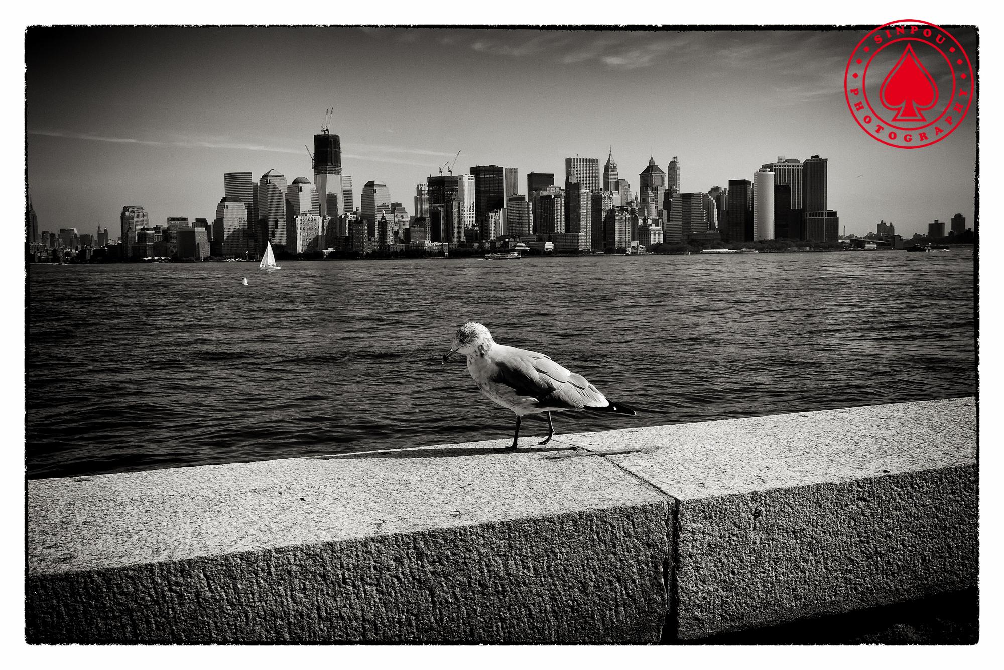 Liberty Island NYC