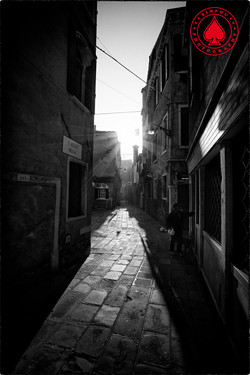 STREETS OF VENEZIA