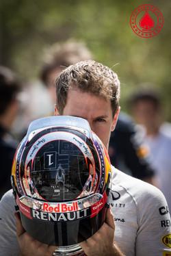 Sebastian Vettel - Red Bull Racing