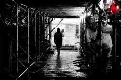 Passage sous la Grande Scène