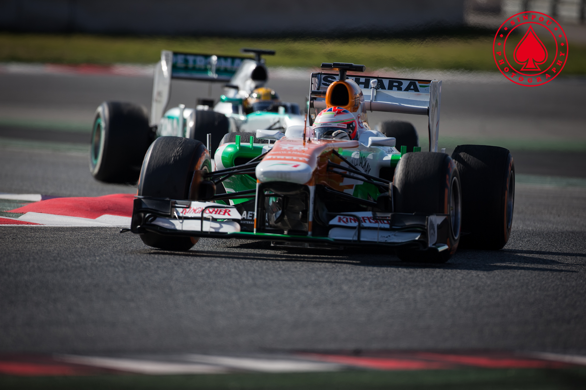 Paul Di Resta - Sahara Force India