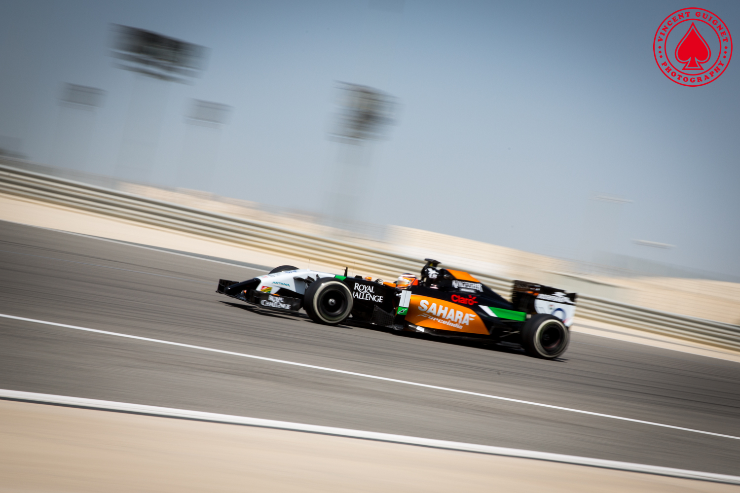 Nico Hulkenberg - Force India