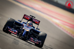 Jean-Eric Vergne - Toro Rosso