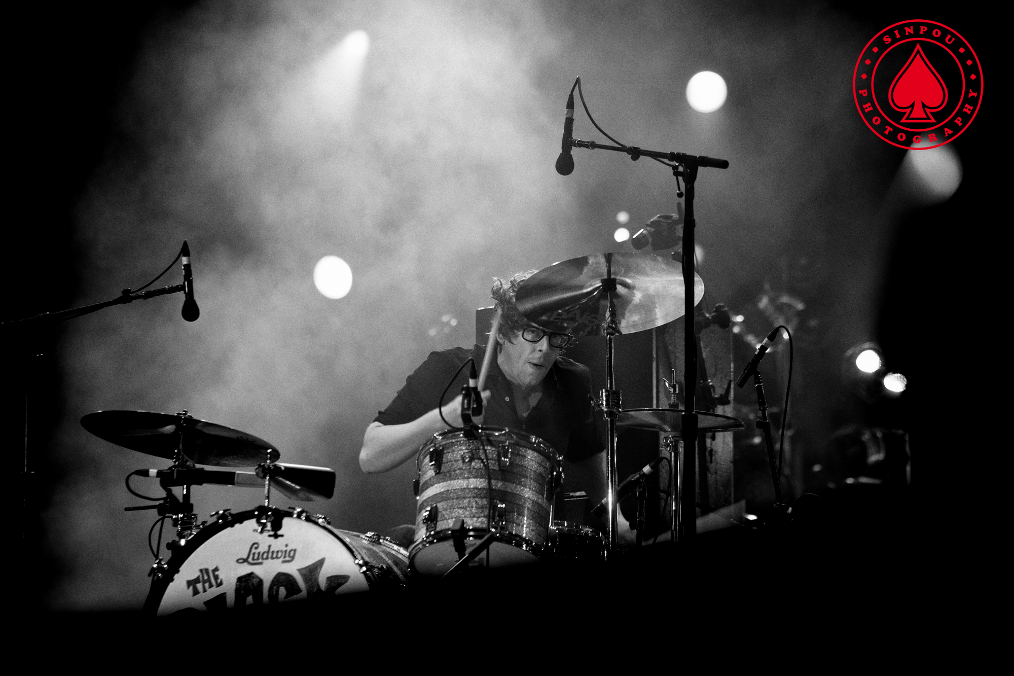 The Black Keys-Patrick Carney