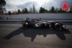 Esteban Gutiérrez - Sauber F1 Team