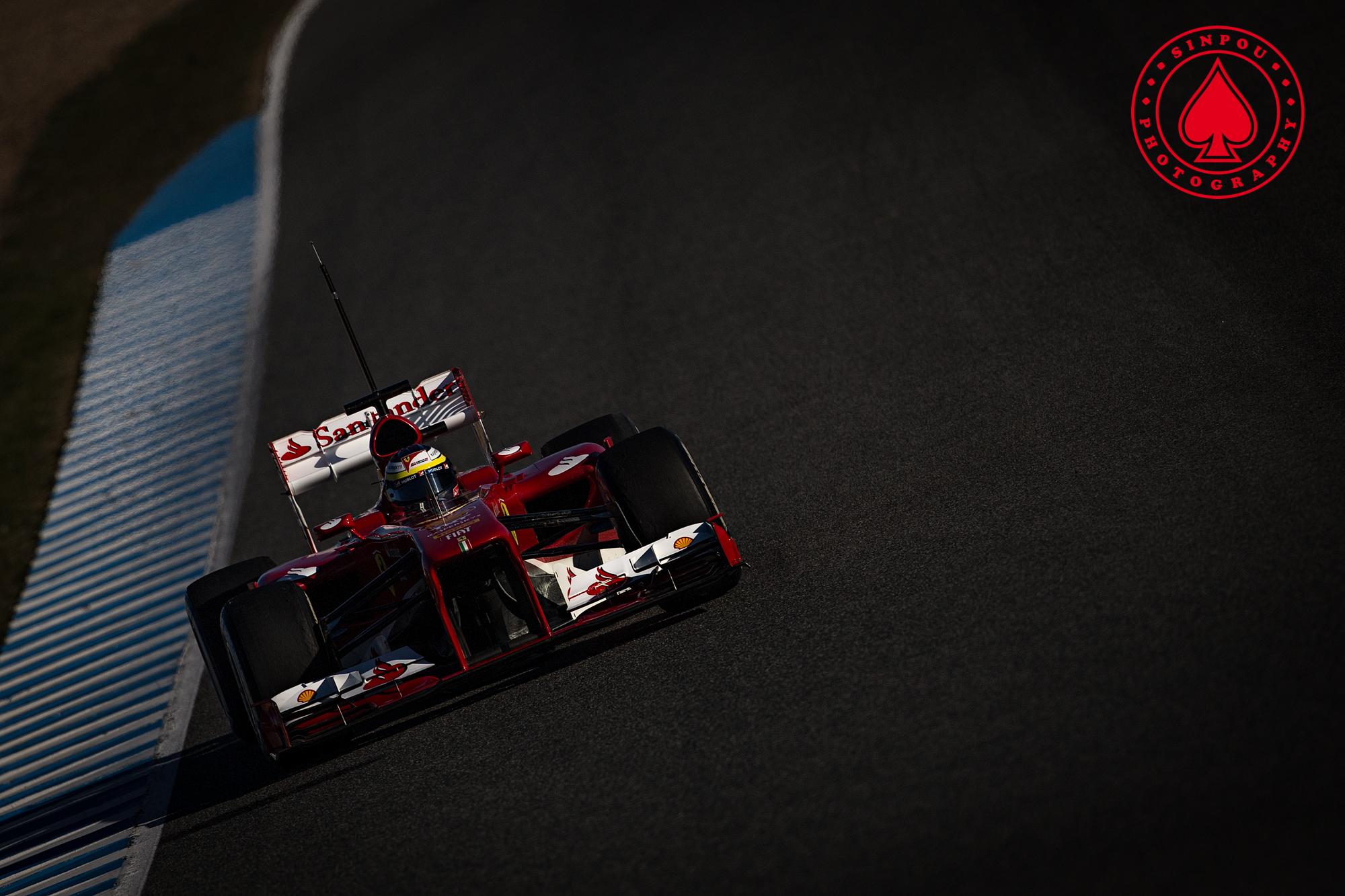 Pedro de la Rosa - Scuderia Ferrari