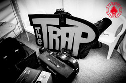 The Trap - Backstage