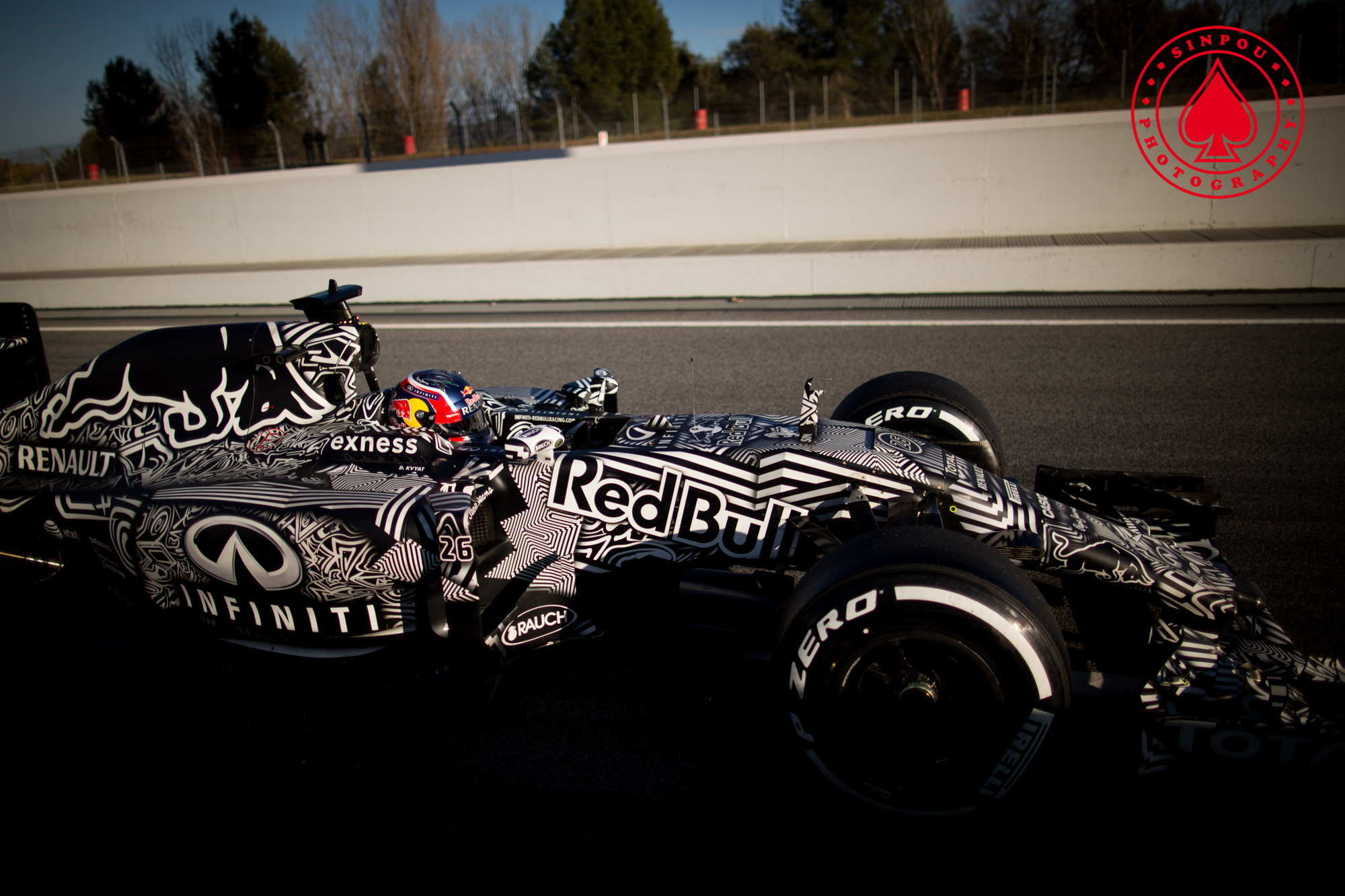 Daniil Kvyat - Red Bull Racing