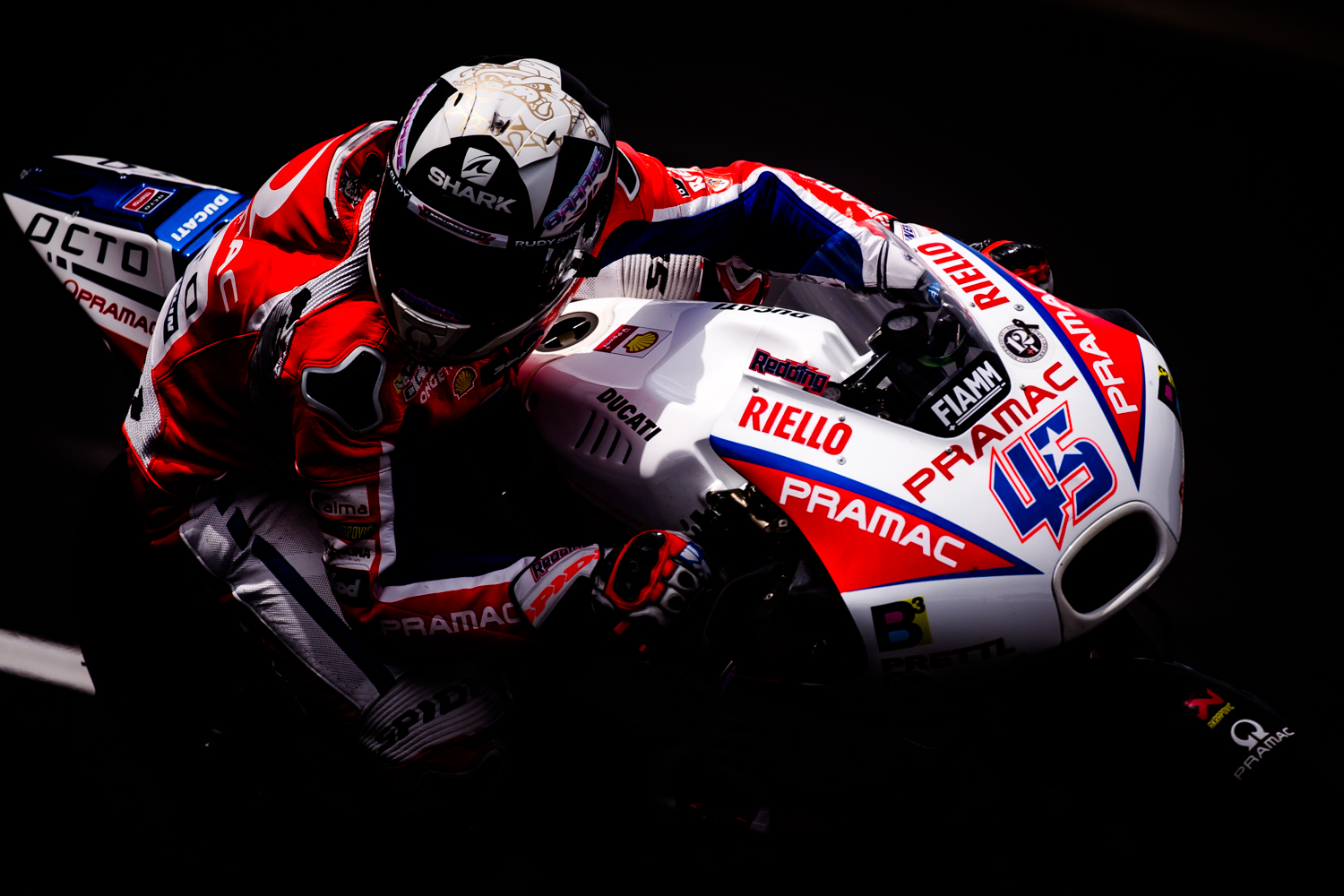SCOTT REDDING #45