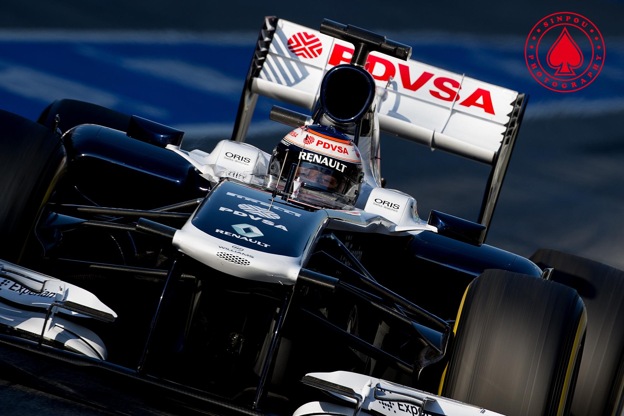 Valtteri Bottas - Williams